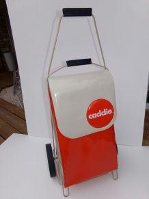 chariot de course Caddie Vintage