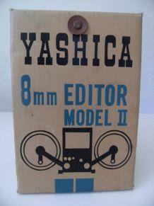 Visionneuse film 8mm yashica editor modelII frami