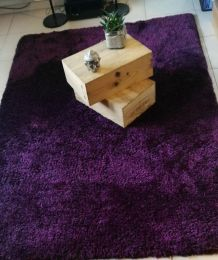 Tapis Seasons violet 160x230