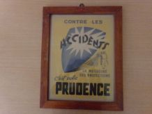 Ancienne lithographie SNCF