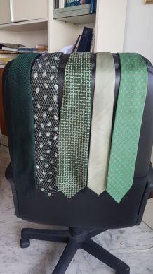 lot de cravates