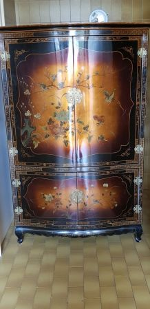 Armoire chinoise TV