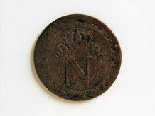 10 Centimes Napoléon 1809 Atelier M TB+
