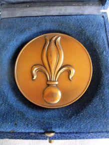 Médaille Bronze école d' application d'infanterie