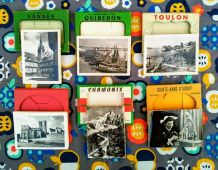 dépliants touristiques (photos) - vintage