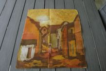 Authentique batik malgache