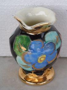 Vase Vallauris/Monaco cloisonné