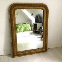 Miroir XIXème style Louis XVI