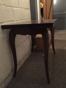 Table depliable