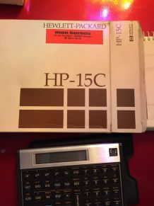 Calculatrice HP 15C