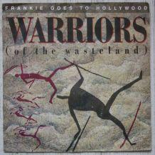 "Vinyl 45t FRANKIE GOES/HOLLYWOOD ""Warrior of the wasteland"""
