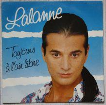 """Vinyl 45t FRANCIS LALANNE """"Toujours à l'air libre"""""""