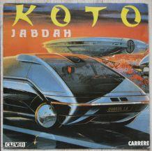 "Vinyl 45t KOTO ""Jabdah"""