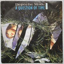"Vinyl 45t DEPECHE MODE ""A question of time"""