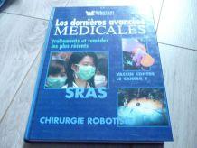 Livre   Les dernières avancées médicales