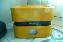Balance Terraillon 2000 ,jaune moutarde
