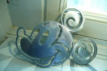 Dessous de plat métal Mickey Disney