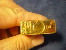 A vendre briquet DUPONT plaqué or