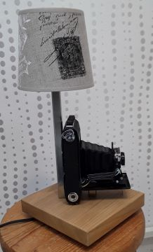 Luminaire appareil photo