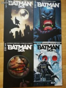 Comics batman saga
