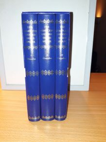 ANGLAIS. Coffret the complete  Oxford Shakespeare