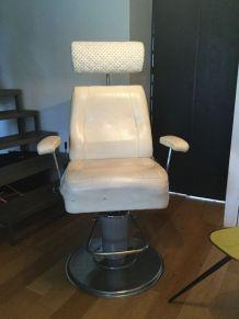 Fauteuil coiffeur vintage