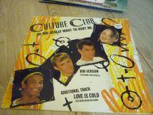Vinyle  maxi 45 Tours  Culture Club