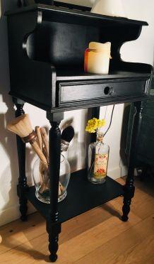 Ancien meuble d'appoint / guéridon