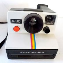 POLAROID 1000 Land Camera