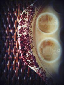 Gien - assiettes à escargots - vintage