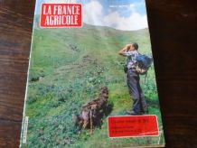 """Revue """" la France Agricole """" N° 2086"""