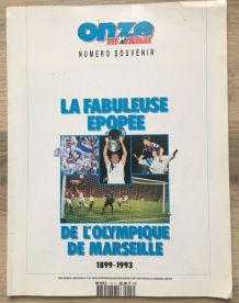 Onze Mondial OM, la fabuleuse épopée 1993