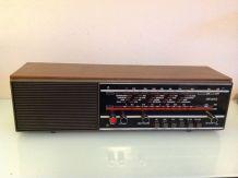 Ancienne radio Prominent 203 AEG Sonneberg vintage années 70