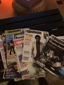 Magazines Vibrations