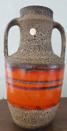 Vase west germany céramique