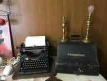 Machine à écrire Underwood n 5