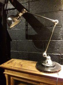 lampe Jieldé 2 bras 1950