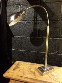 Lampe administrative industrielle 1930