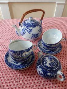 Service à thé du Japon