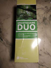 Duo moustiquaire vintage Le Bivouac