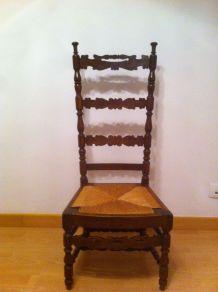 Chaise bretonne de nourrice