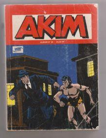 Ancienne BD Akim Recueil N°26