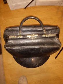 valise docteur vintage