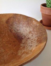 Bol ou saladier en bois