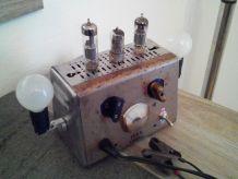lampe industrielle chargeur auto