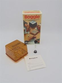 Boggle version seventies