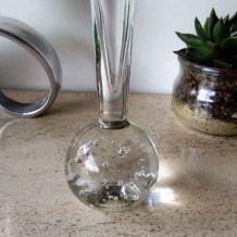 Soliflore en verre de Murano