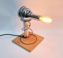 """Lampe design, lampe d'ambiance - """"Eclaire Cheveux"""""""