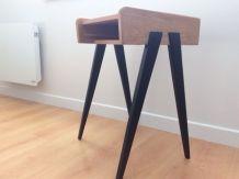 Table basse bout de canapé style scandinave