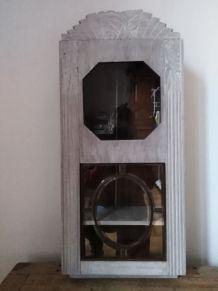 meuble à suspendre, ancien carillon
